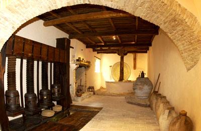 L'antico frantoio del '700 ristrutturato con i fondi GAL